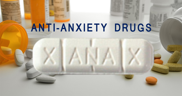 Anxiety pills and sex pills